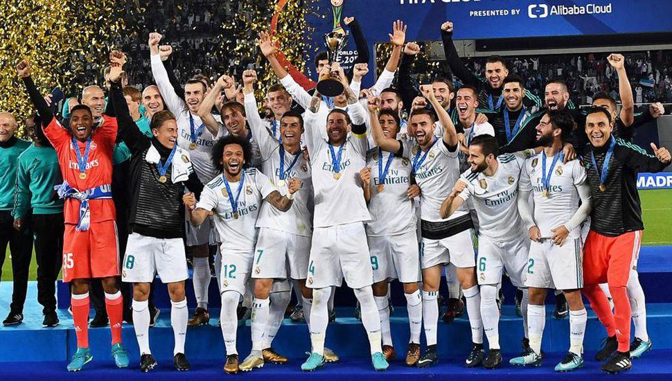 Real Madrid retuvo el título y alcanzó al Barsa como máximo ganador del Mundial de Clubes