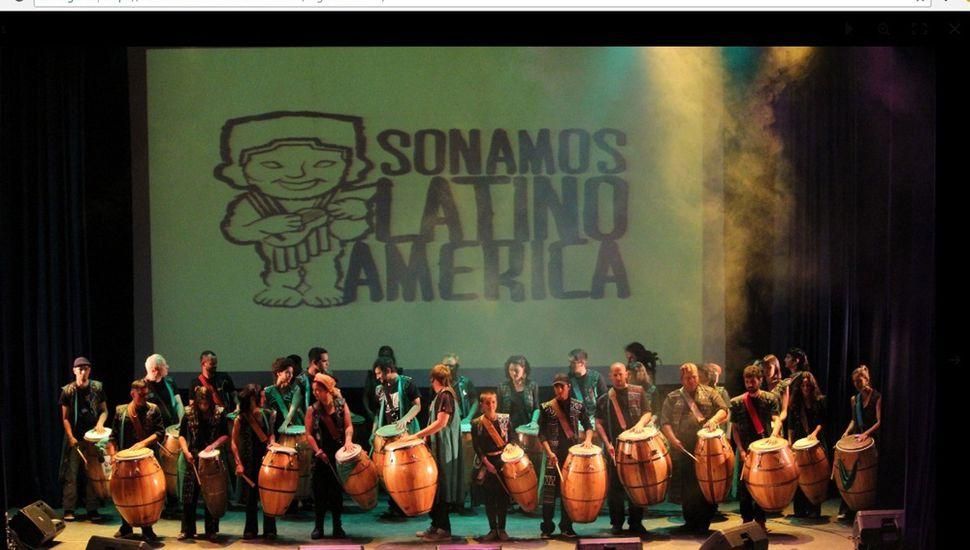 Sonamos Latinoamérica, en Lincoln.
