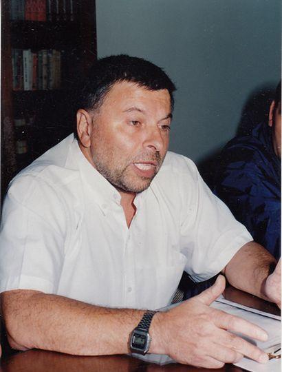 Cuando Darío Luján Racero se fue  a dirigir al Club Ciclista Juninense