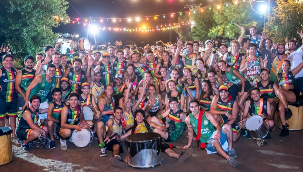 Llega el carnaval a El Triunfo y Bermudez