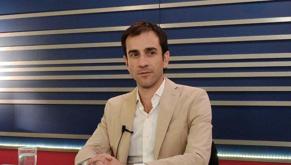 La vuelta del transporte público, objetivo de Pablo Petrecca para 2019.