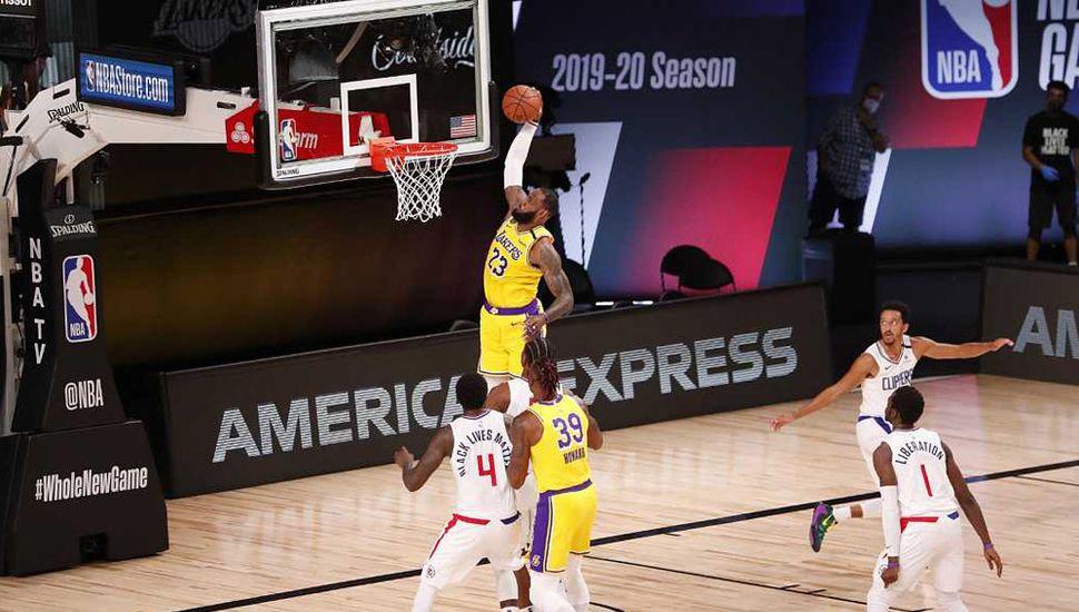 La NBA no vive en una burbuja