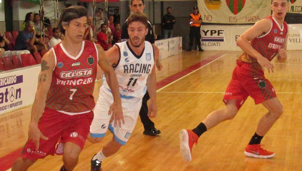 Maximiliano Ríos le ganó a Erbel De Pietro y va hacia la píntura.