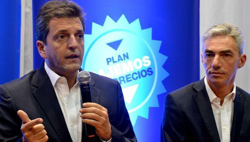 Massa recorre la Cuarta: visitará Pinto, Ameghino y Junín