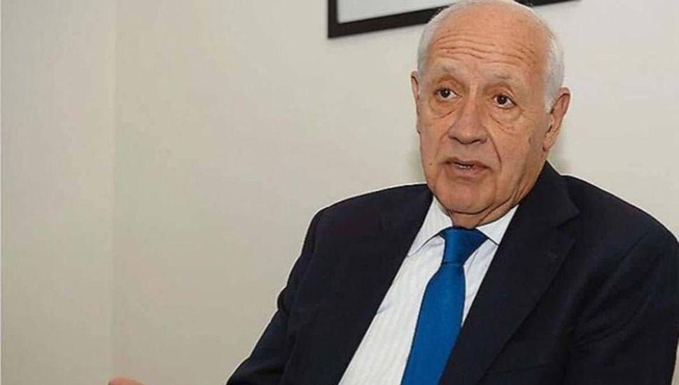 """Roberto Lavagna dijo que """"hay otras alternativas"""" al ajuste que propone el FMI."""