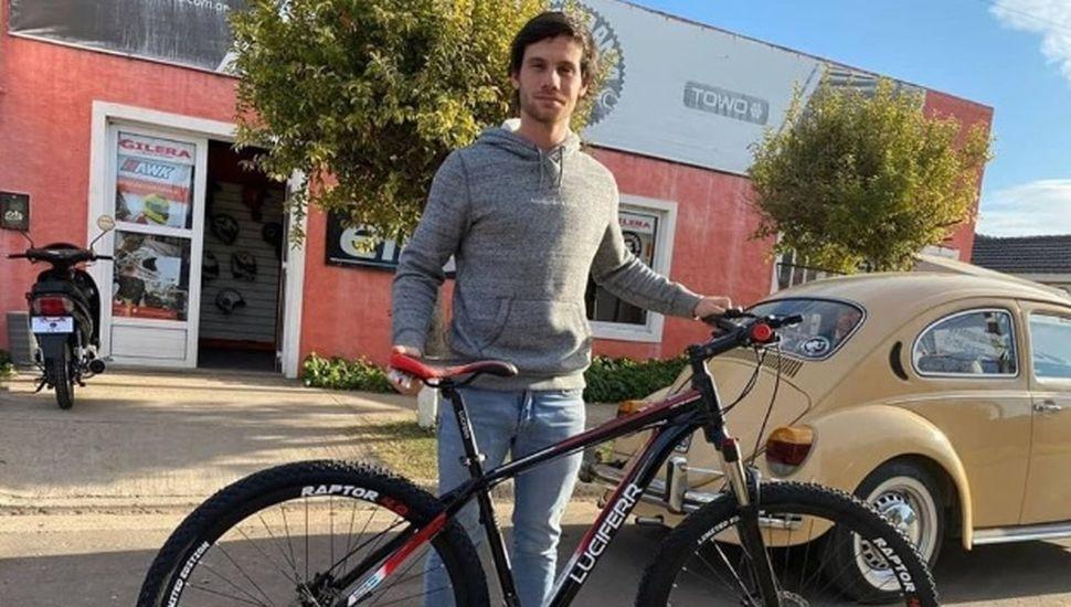 Sortean cuatro bicicletas para Arenales y las localidades