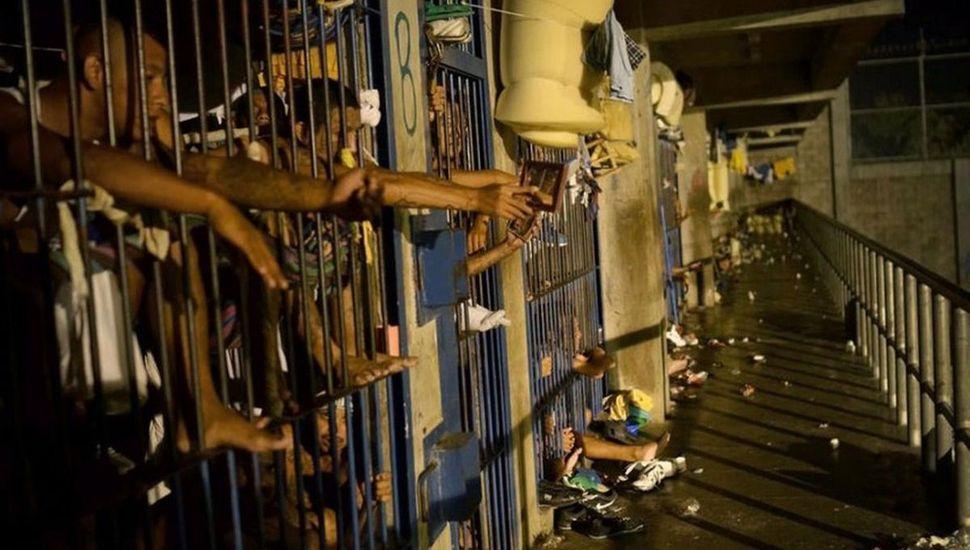Es en medio de una huelga de hambre en el Servicio Penitenciario Bonaerense.