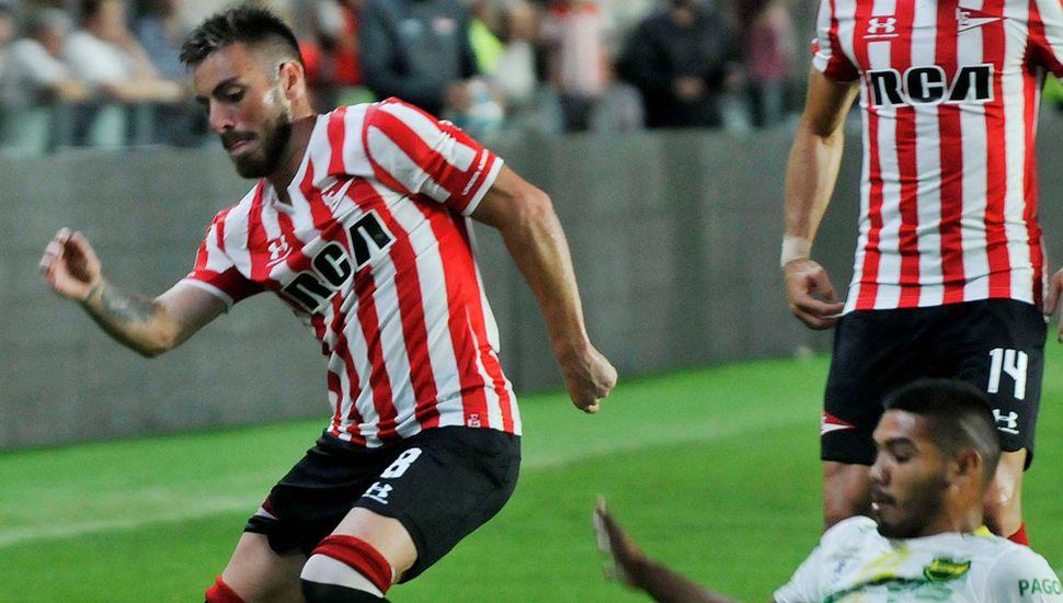 Defensa y Justicia le ganó a domicilio a Estudiantes de La Plata, por 2 a 1.