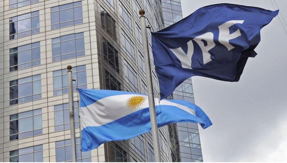 Se desploman las acciones del fondo que llevó a juicio a YPF