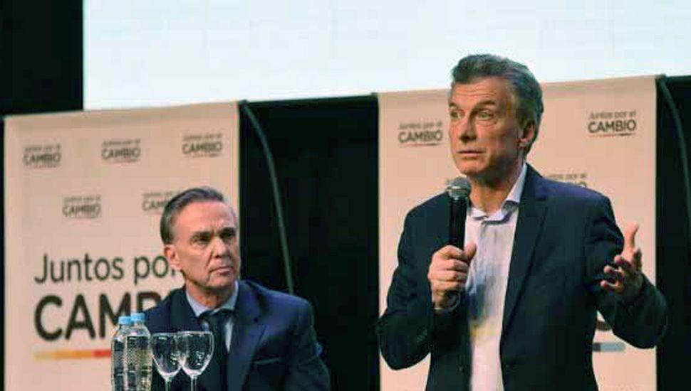 """Macri : """"Estoy listo para gobernar cuatro años más"""""""