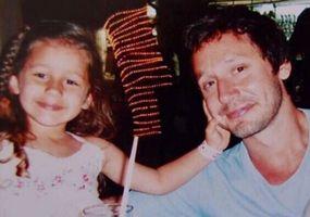 """La conmovedora reflexión de Benjamín Vicuña sobre el recuerdo de su hija Blanca: """"Las fotos de ella se acaban, son siempre las mismas"""""""