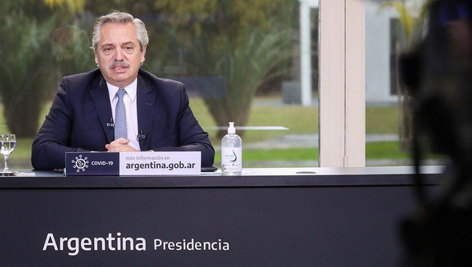 Cuarentena en Argentina