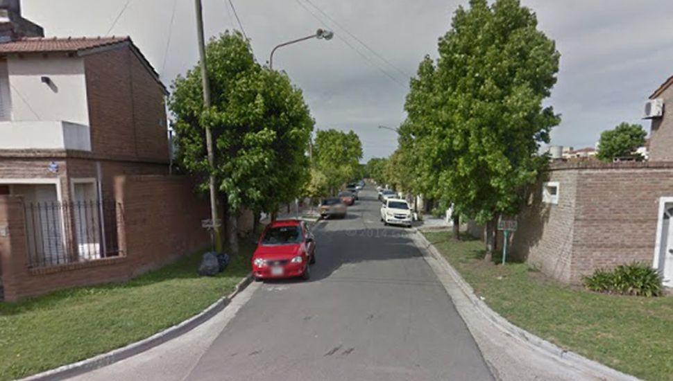El robo ocurrió en calle Pasaje Tortoriello y Rojo Vesgas.