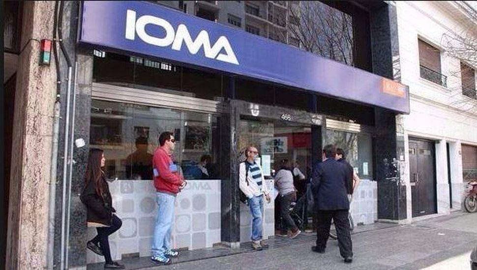 Piden la elevación a juicio oral la causa de IOMA