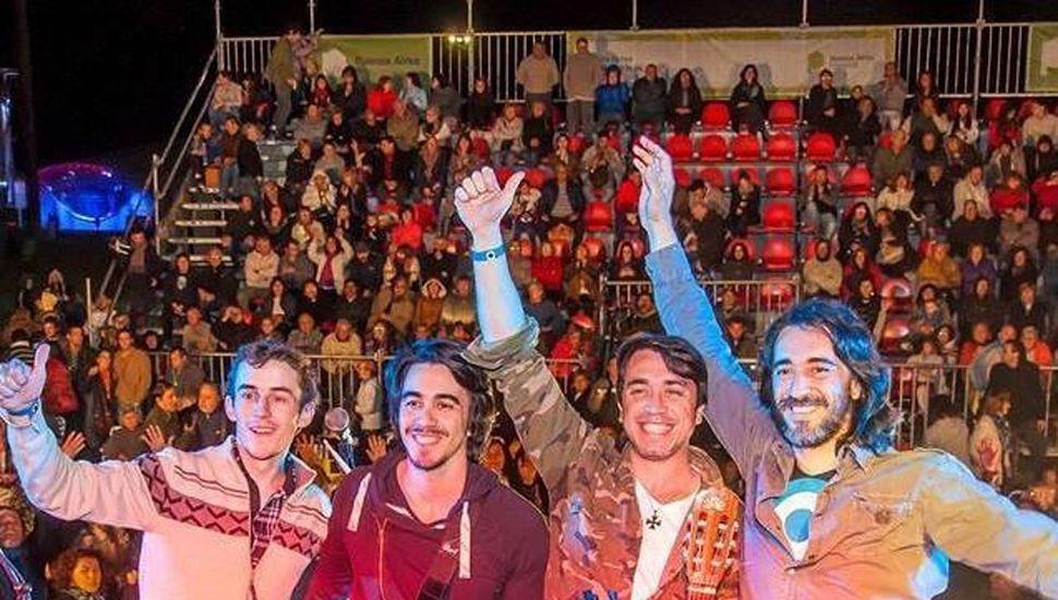Los Guevara de Junín se presentarán mañana domingo en Bragado.