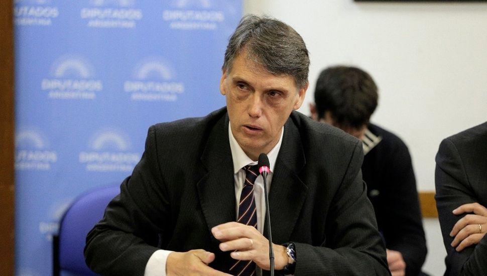 Pablo Kosiner, titular del Bloque Justicialista de Diputados.