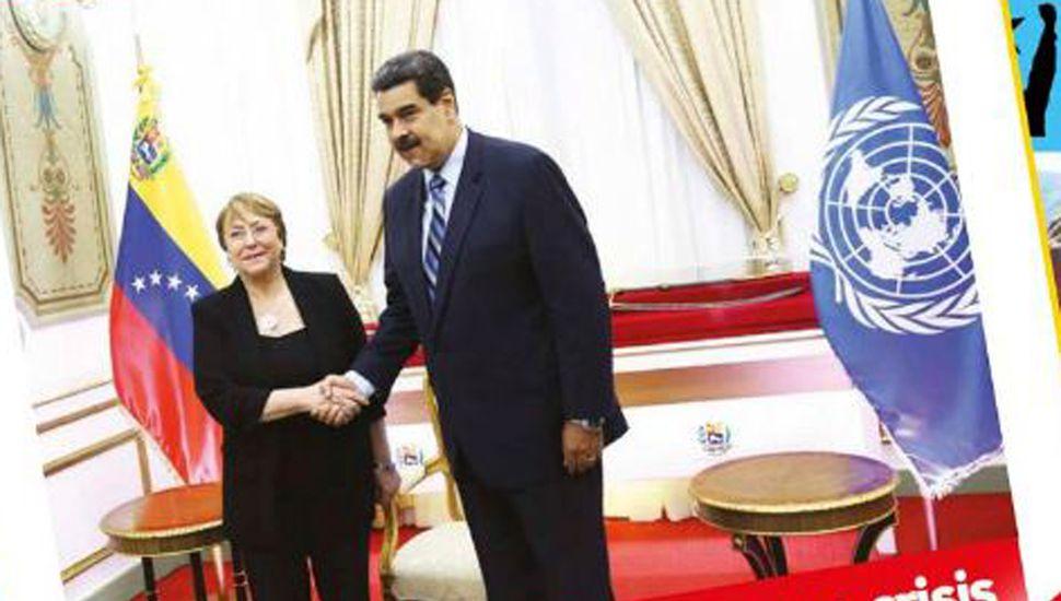 Venezuela liberó a 22 presos políticos a pedido de la ONU