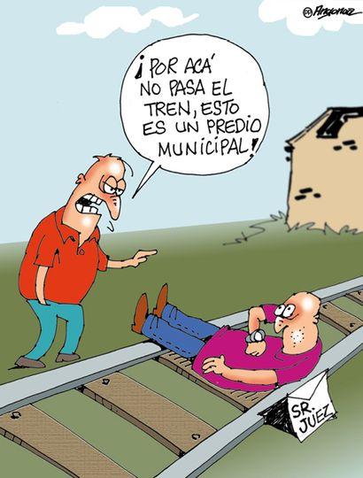 Predio ferroviario: el 74% está de acuerdo con la cesión de terrenos