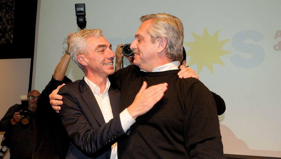 """Alberto Fernández llamó a """"tirar todos de la soga para el mismo lado"""""""