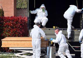 Italia pierde la guerra contra el coronavirus