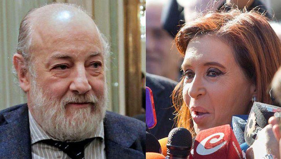 CFK pidió apartar a Bonadio en causa por atentado a la Amia