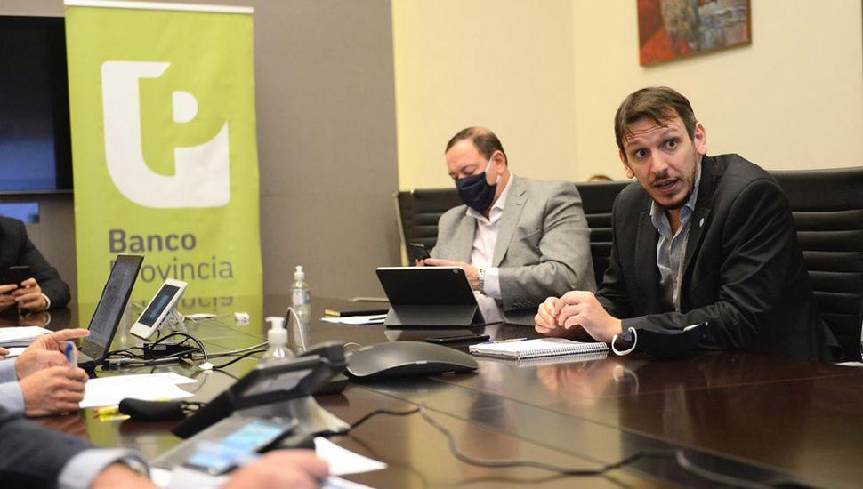 Ayer se reunió el Consejo Consultivo Regional.
