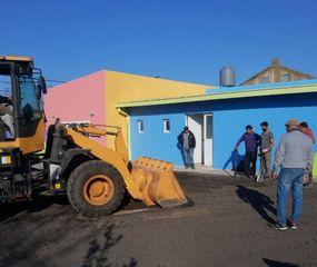 Inauguran obras en el Centro de Atención Temprana para el Desarrollo Infantil