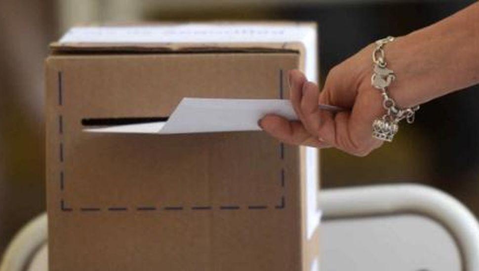 Un tercio de las autoridades convocadas se excusaron de participar en las PASO