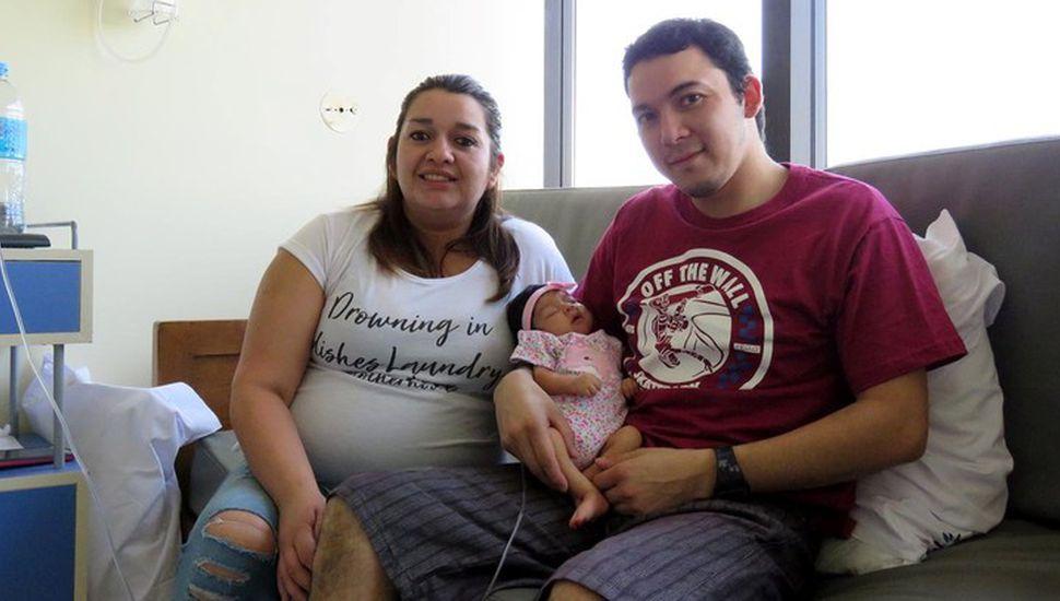 Trasplantaron del hígado a una bebé de apenas 27 días de vida