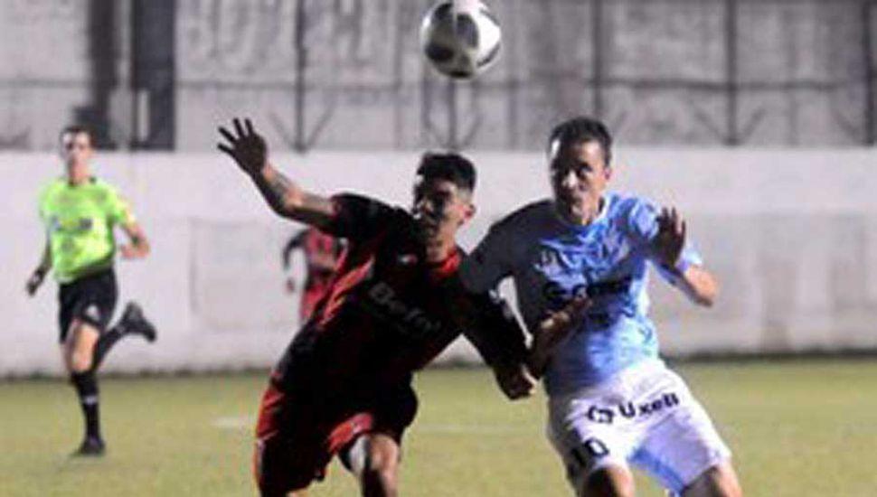 Defensores de Belgrano empató ante Temperley