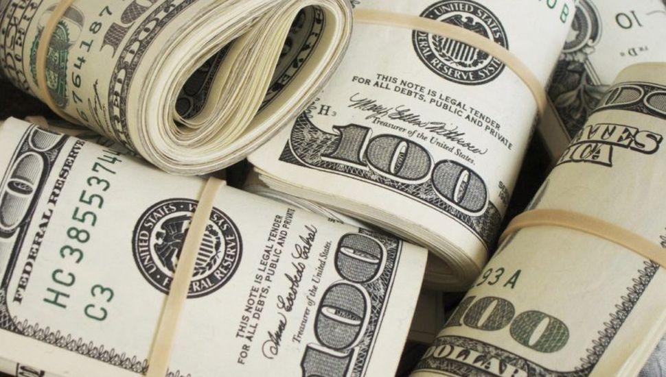 El dólar se disparó 75 centavos a $39,79