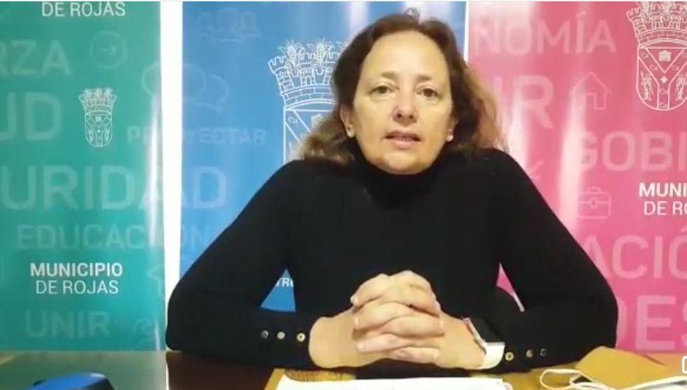 Silvina Fernández.