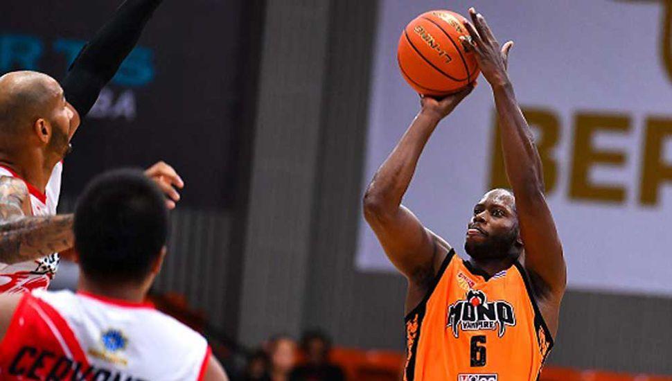 Patrick Sanders se suma a Bahía Basket.