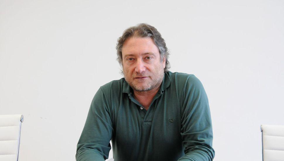 Héctor Azil, secretario general de la Filial Junín de ATSA.