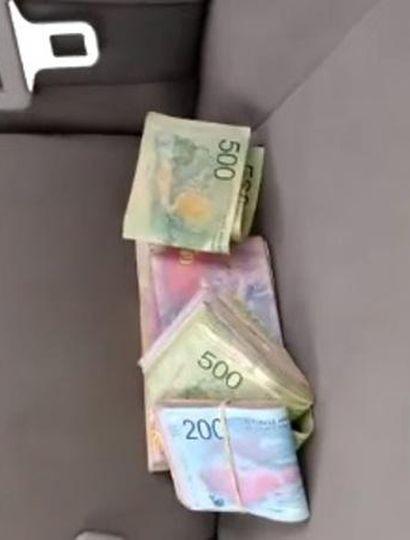El dinero en efectivo.