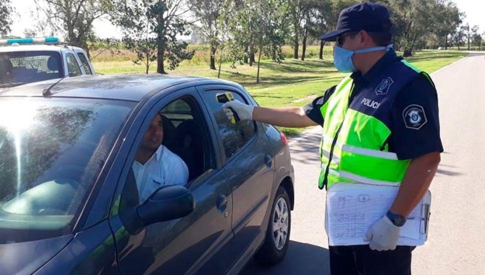 Se activó el protocolo por un caso sospechoso en Pinto