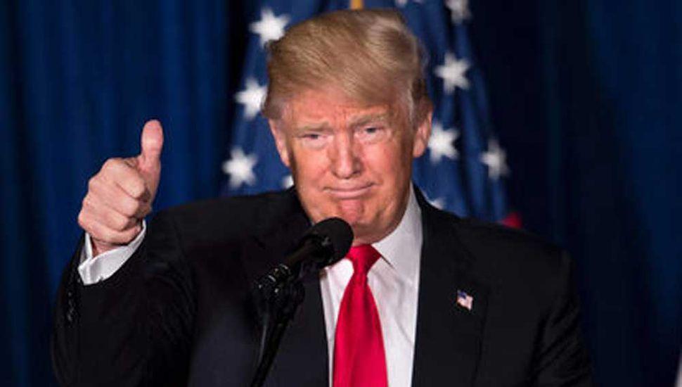 Donald Trump se muestra abierto a negociar con Irán