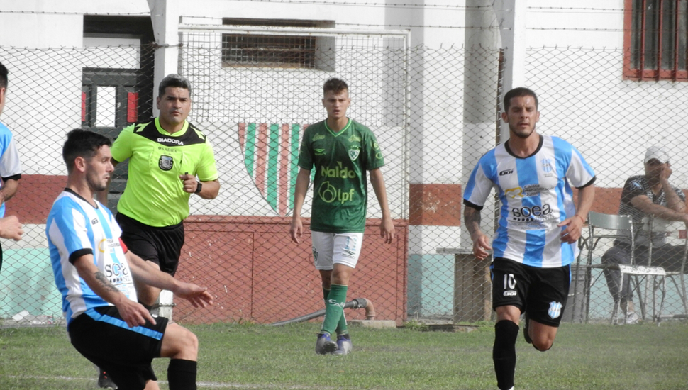 """Rivadavia de Junín recibe a Jorge Newbery y buscará mantener el primer puesto en el """"Clausura"""" 2019 liguista."""