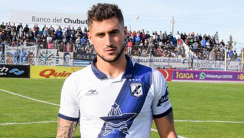 El ex jugador de Sarmiento, Guillermo Ferracutti.