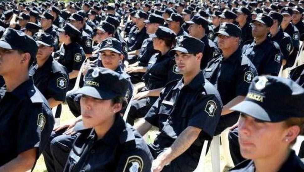 Abrieron la inscripción para la Policía Bonaerense hasta el 31 de diciembre