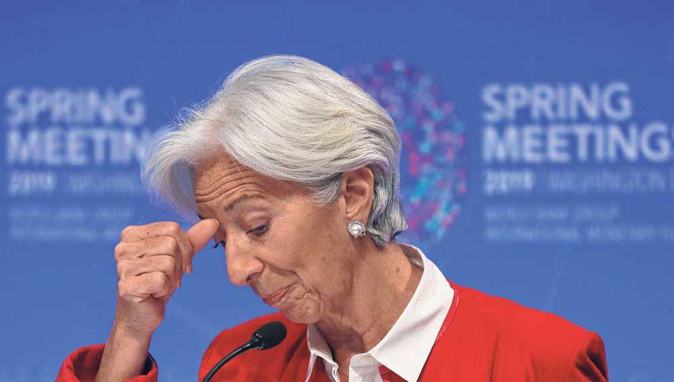 El FMI preocupado por  el alza de la pobreza