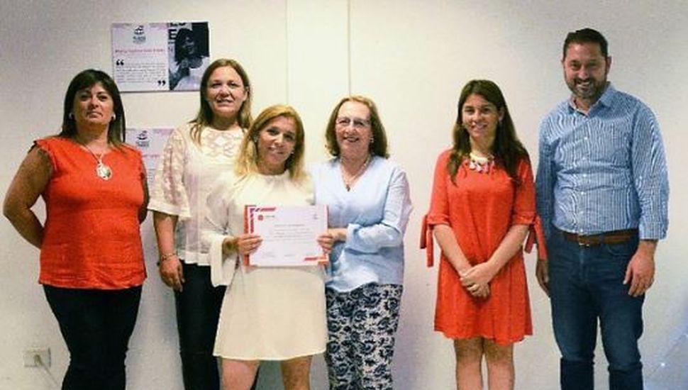 Emotivo reconocimiento a quienes participaron de la Escuela de Mujeres Líderes