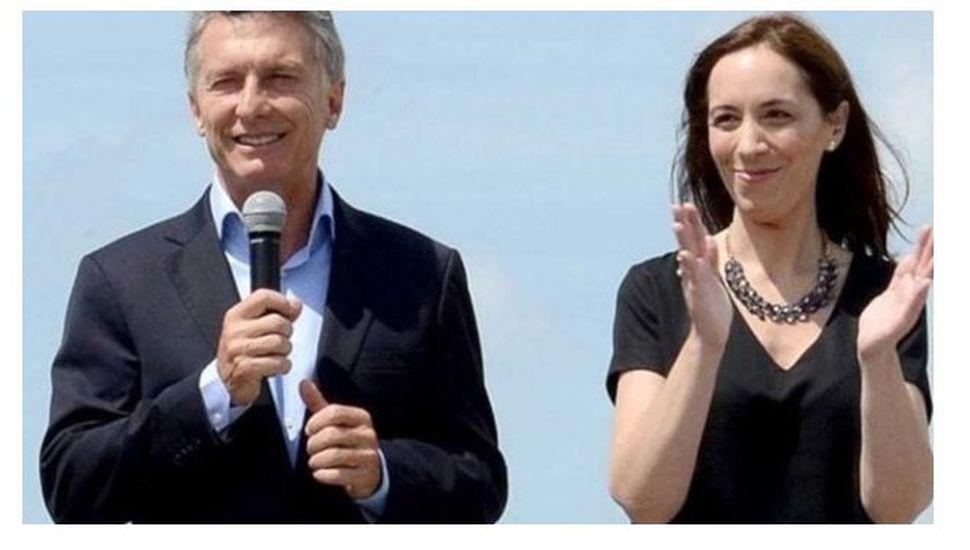 Macri y Vidal cierran la campaña en Mar del Plata