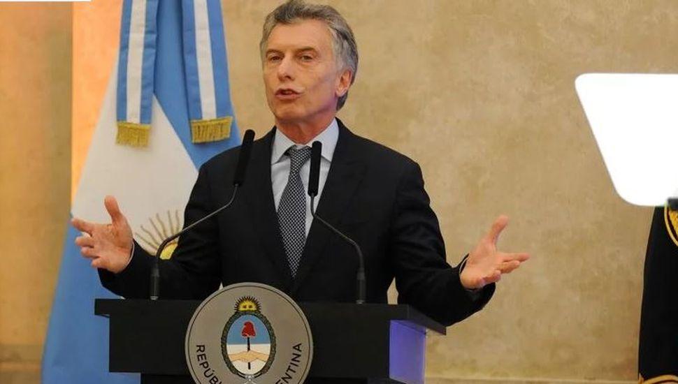 El patrimonio de Mauricio Macri creció más del 51%