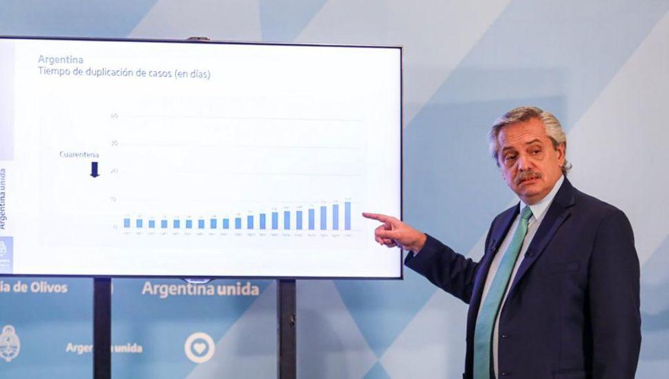 Alberto Fernández anuncia hoy la extensión de la cuarentena hasta el 10 de mayo