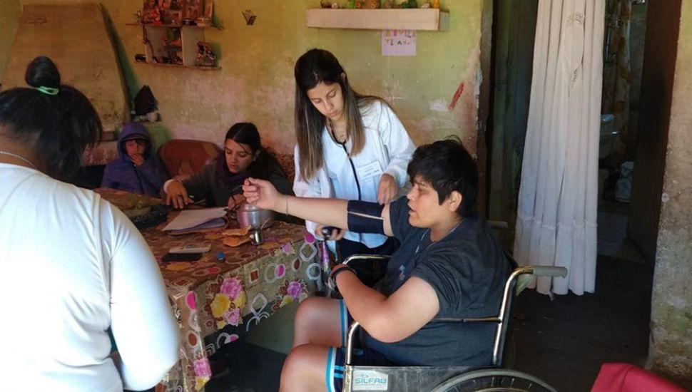 Ameghino implementa un programa de atención personalizada de la salud