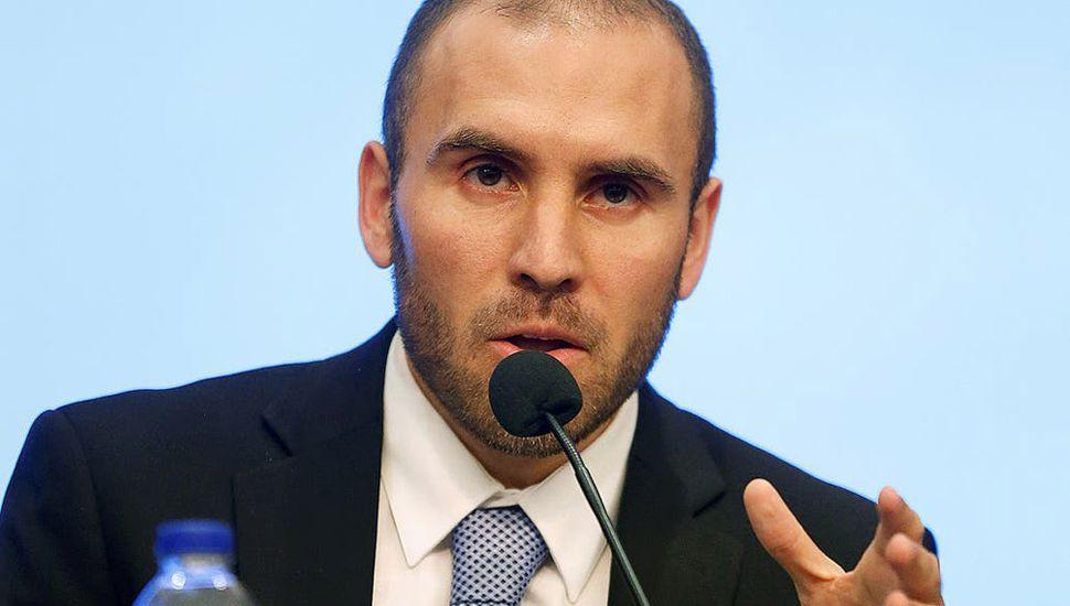 Deuda: acercamiento al FMI en el Vaticano