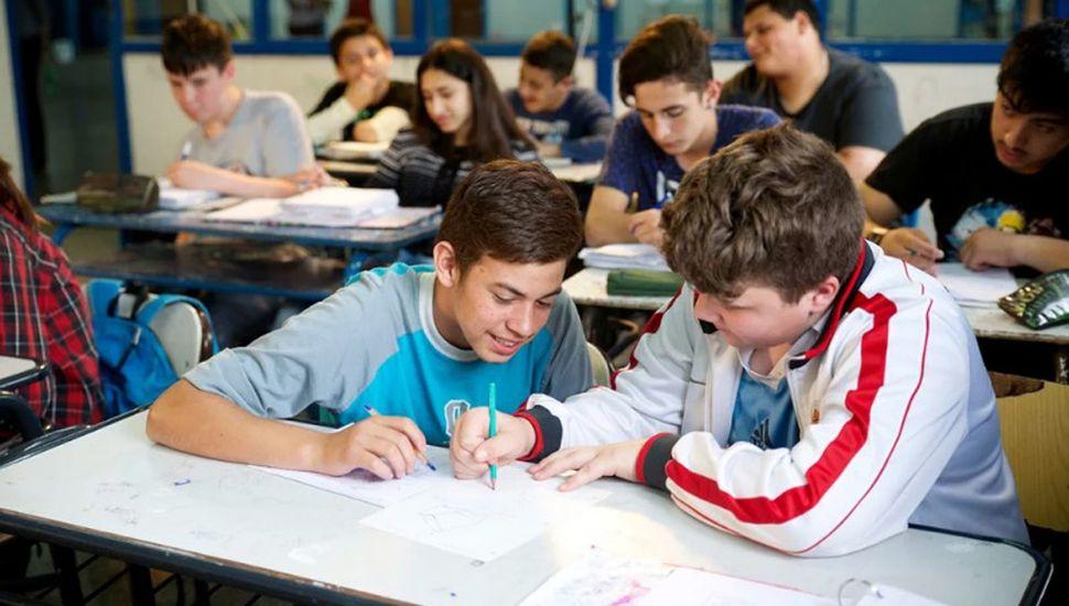 ¿Cuáles son los principios básicos de  un modelo de colegio innovador?