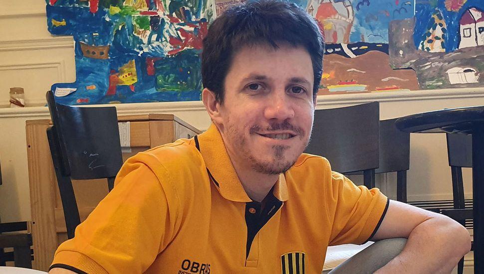 Diego Flores sumó 63 puntos y fue el mejor tablero del torneo.