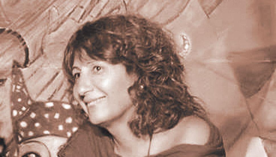 Claudia Levato cantará en Arenales.